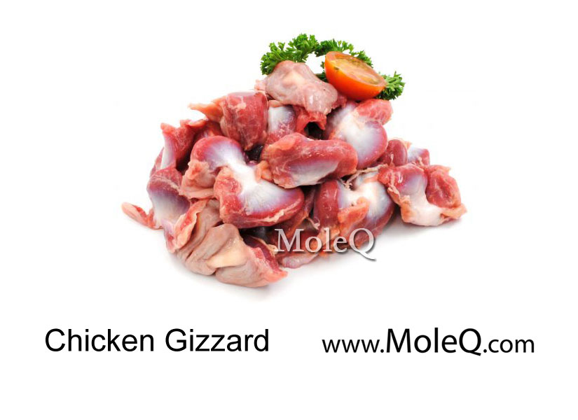Chicken Gizzard Moleq Inc Food Information