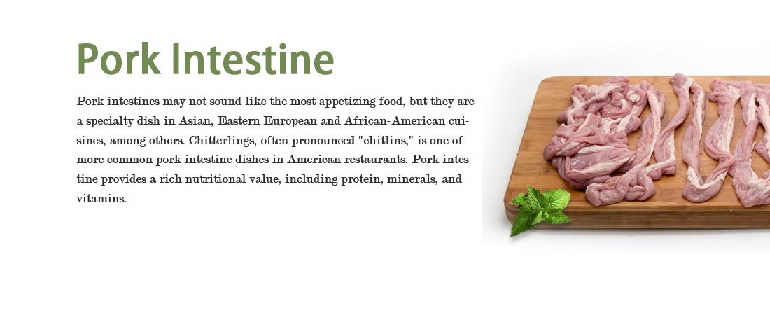 Pork Intestine – Moleq Inc. – Food